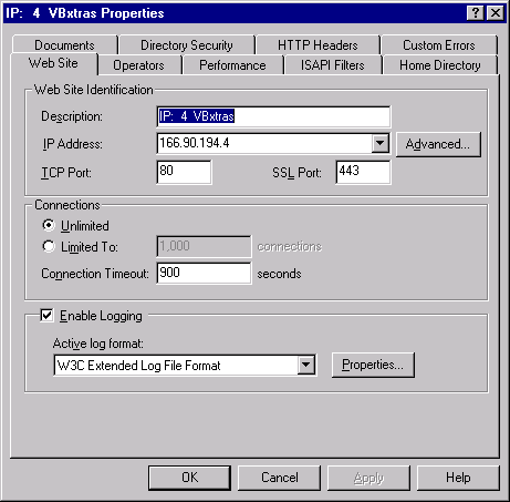 Configuring IIS 4 0 for PNG